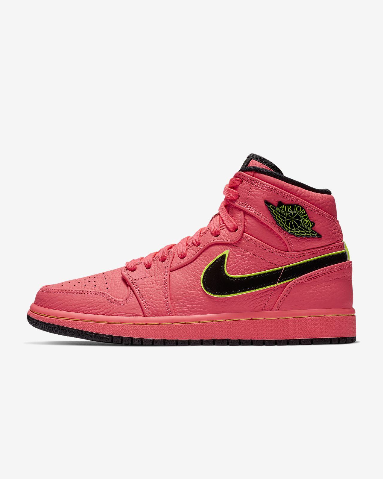 13b9af0c8caf2a Nike Air Jordan I 1 Retro Womens Shoes Nike Air Jordan 1 Retro High ...