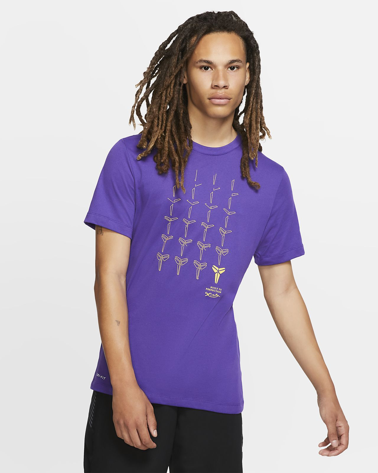 Ανδρικό T-Shirt Nike Dri-FIT Kobe