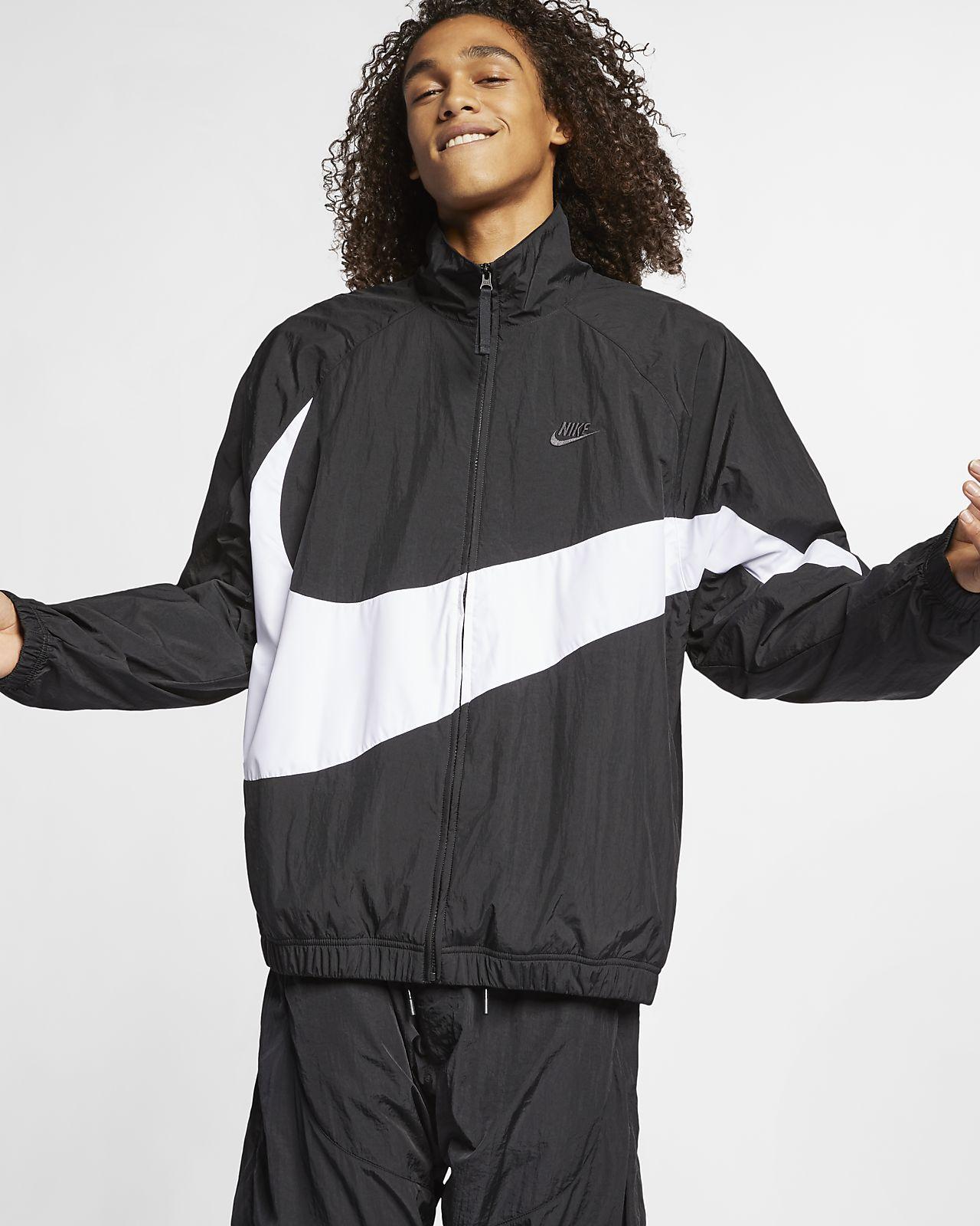 """Nike Sportswear """"Swoosh"""" Windbreaker aus Webmaterial"""