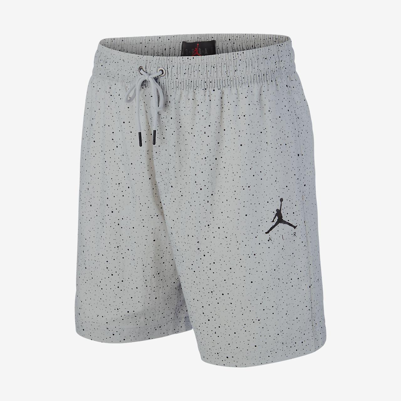b986a54e36d3 Jordan Jumpman Cement Poolside Men s 18cm approx. Shorts. Nike.com NO