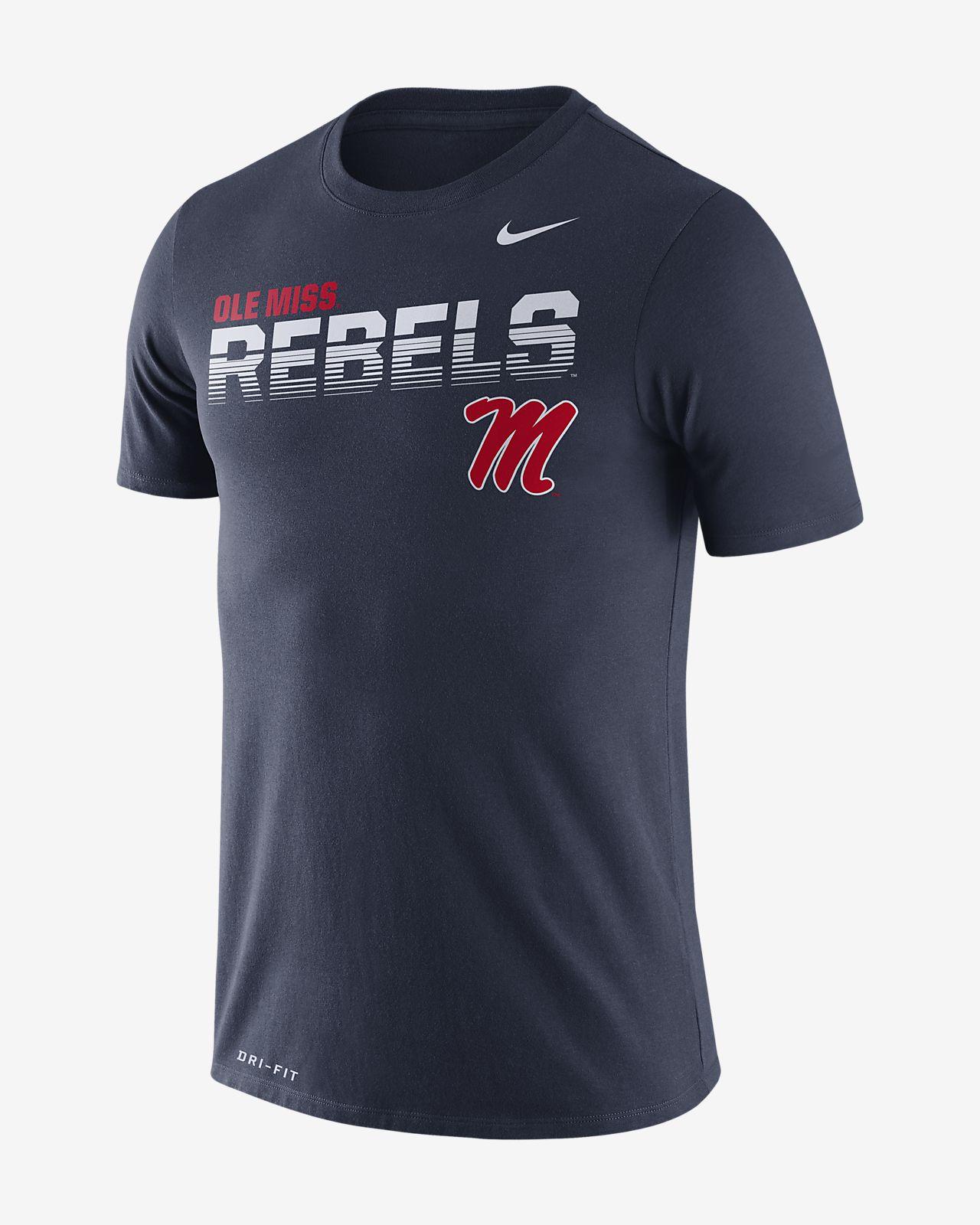 Nike College Dri-FIT Legend (Mississippi) Men's T-Shirt