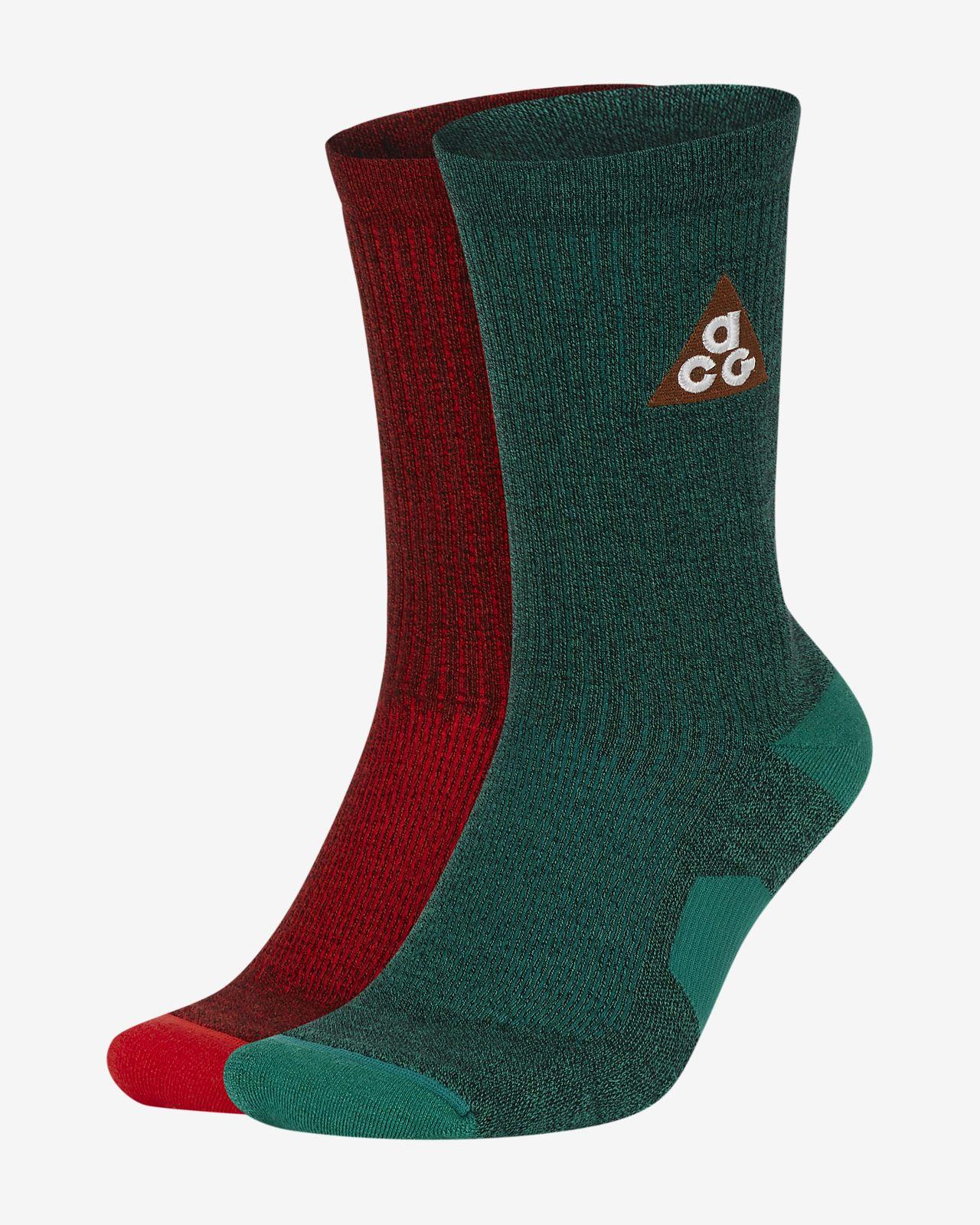 Nike ACG 365 中筒襪 (2 雙)