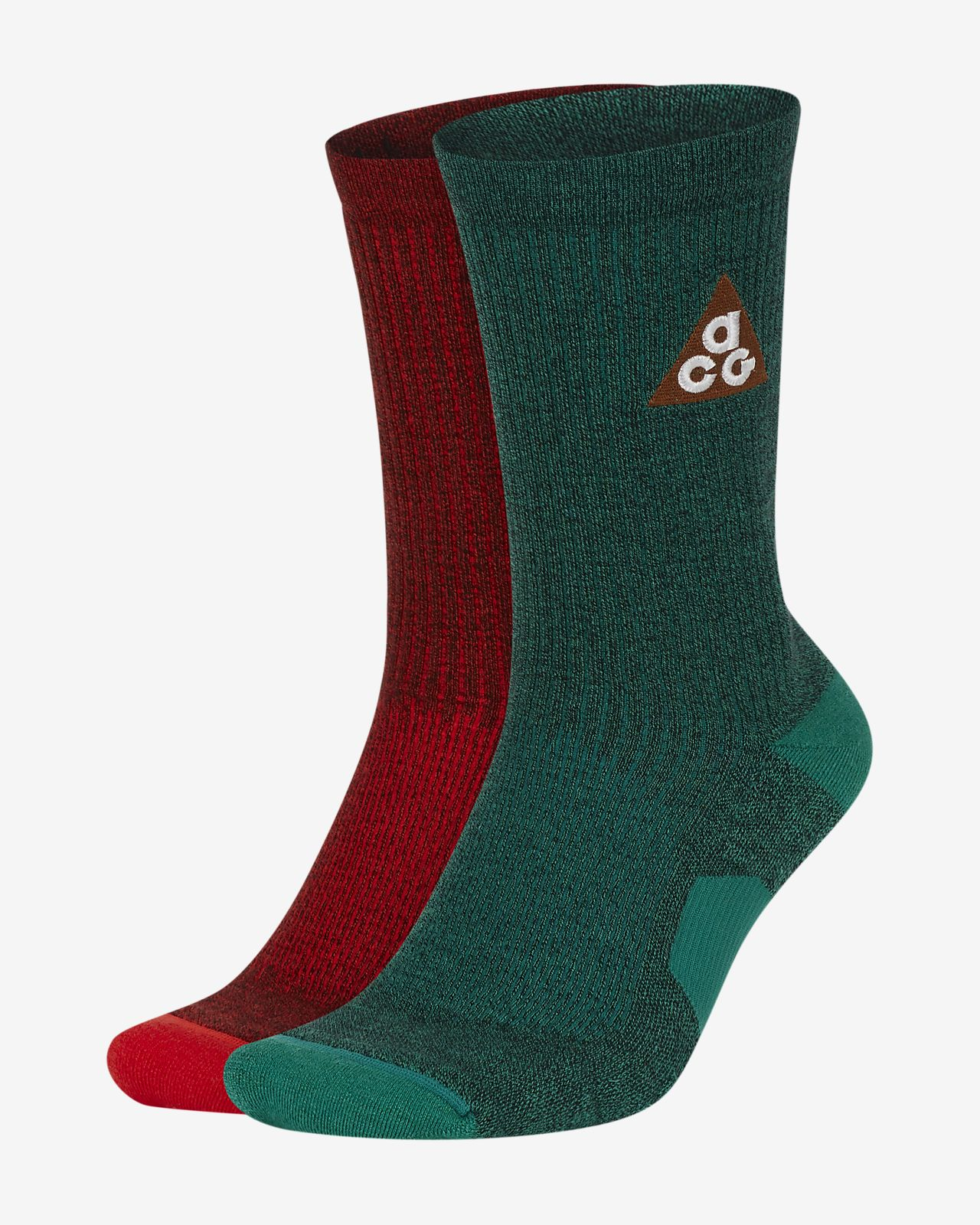 Nike ACG 365 Crew Socks (2 Pairs)