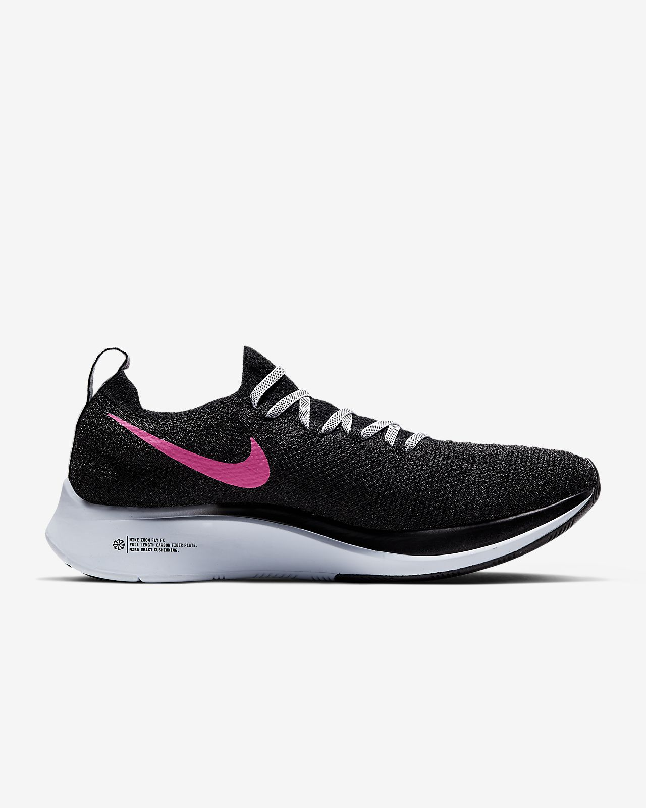 design de qualité 60f2d 4a255 Chaussure de running Nike Zoom Fly Flyknit pour Femme