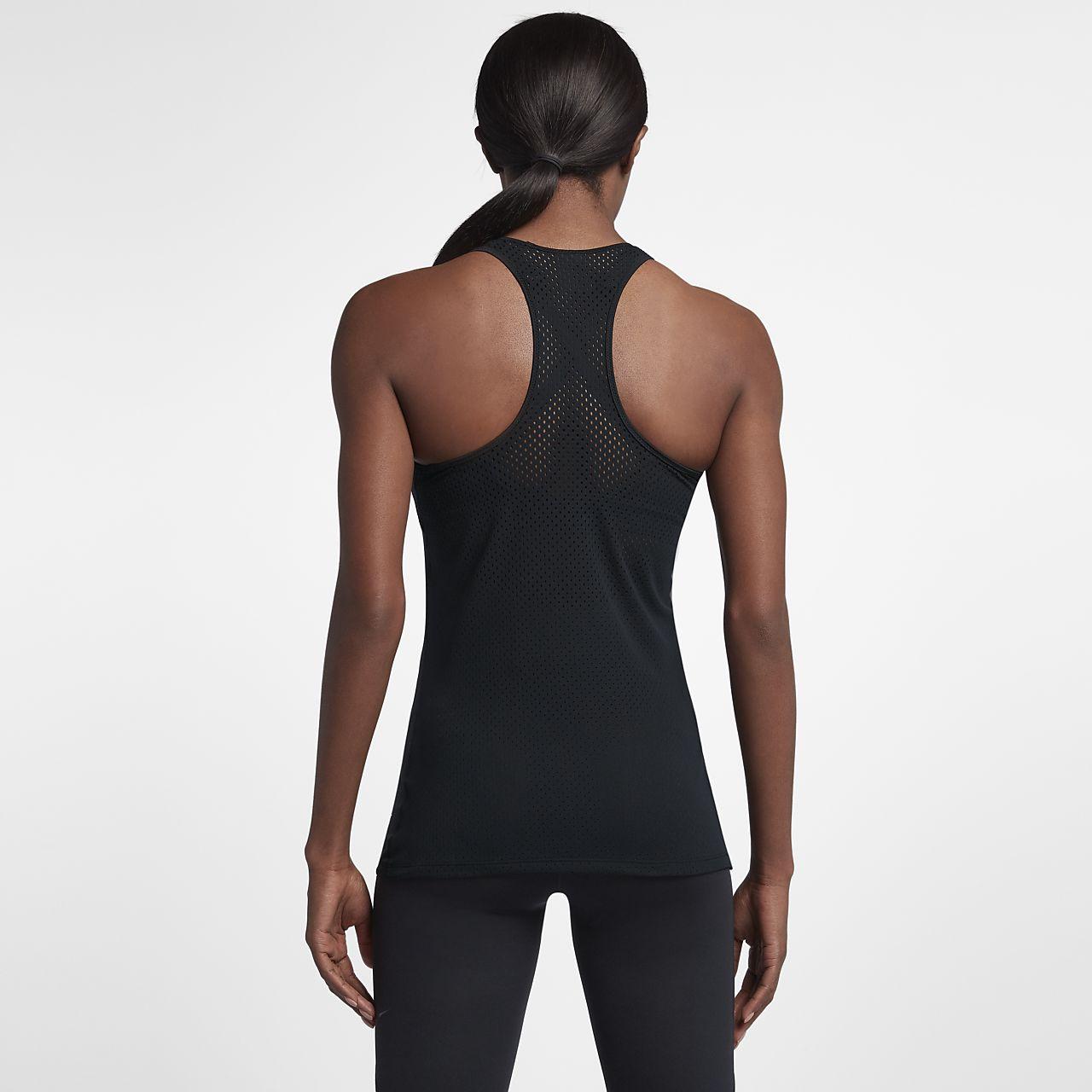 0742d5b83 Camiseta de tirantes de entrenamiento para mujer Nike Pro HyperCool ...