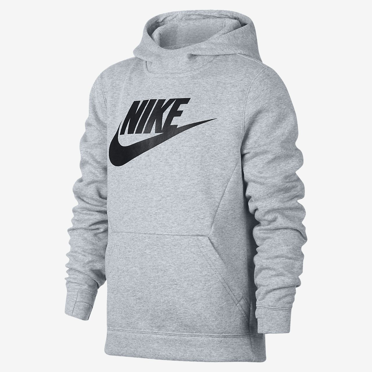 Sudadera De Tejido Niño Nike Sportswear Con Capucha Fleece UzMVqpGLS