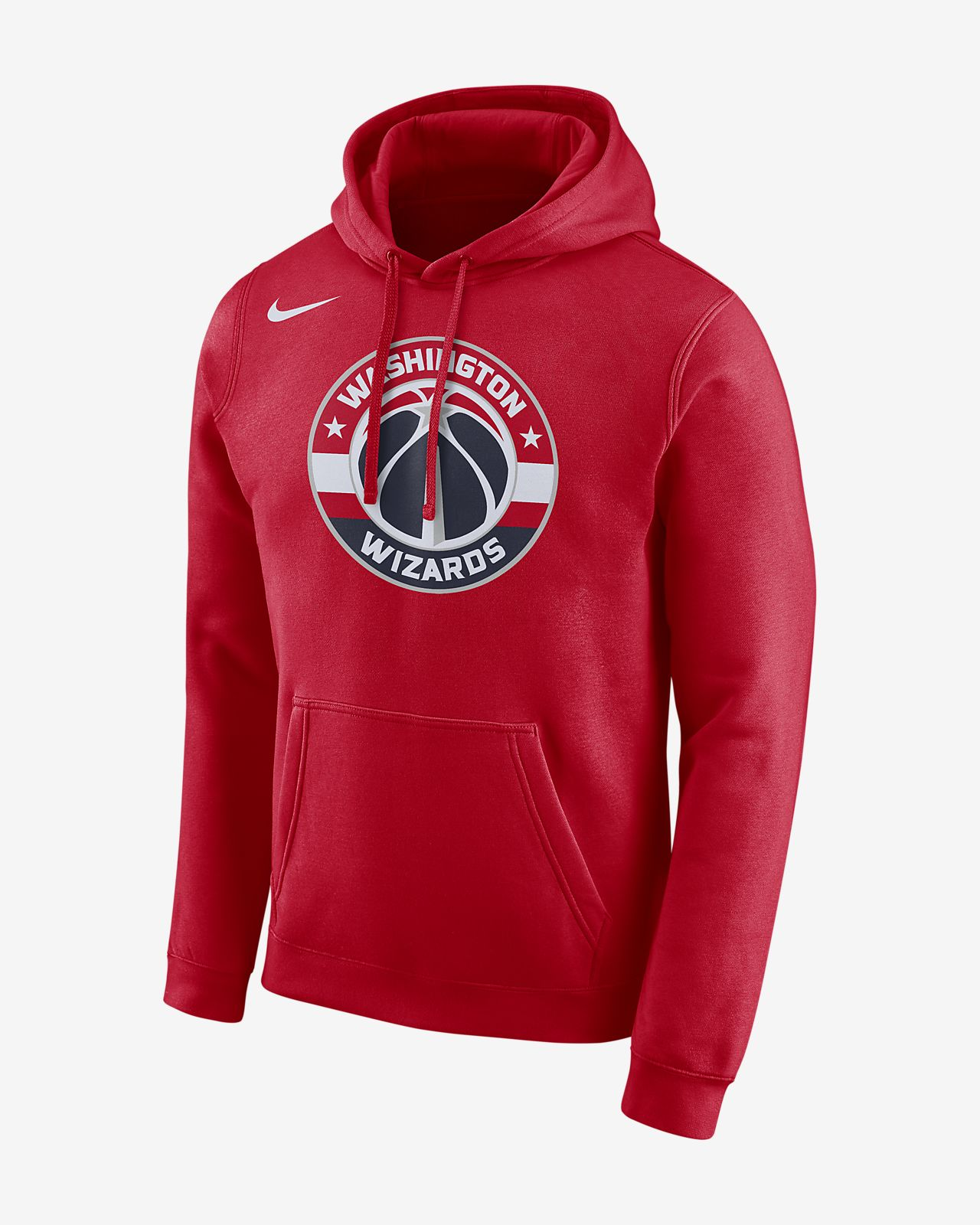 Washington Wizards Nike Men's Logo NBA Hoodie