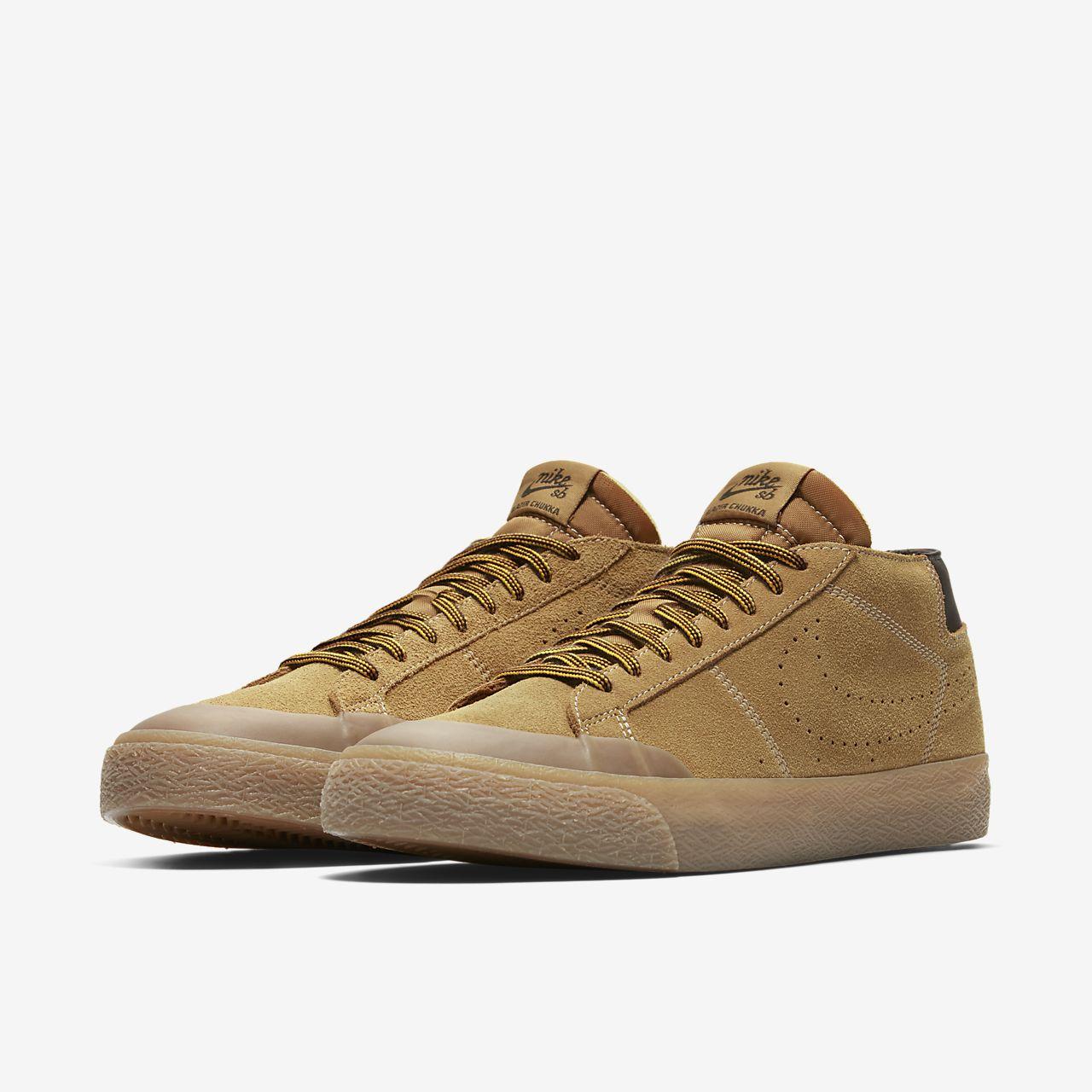 f30aa0a4f7d Nike SB Zoom Blazer Chukka XT Premium Skate Shoe. Nike.com