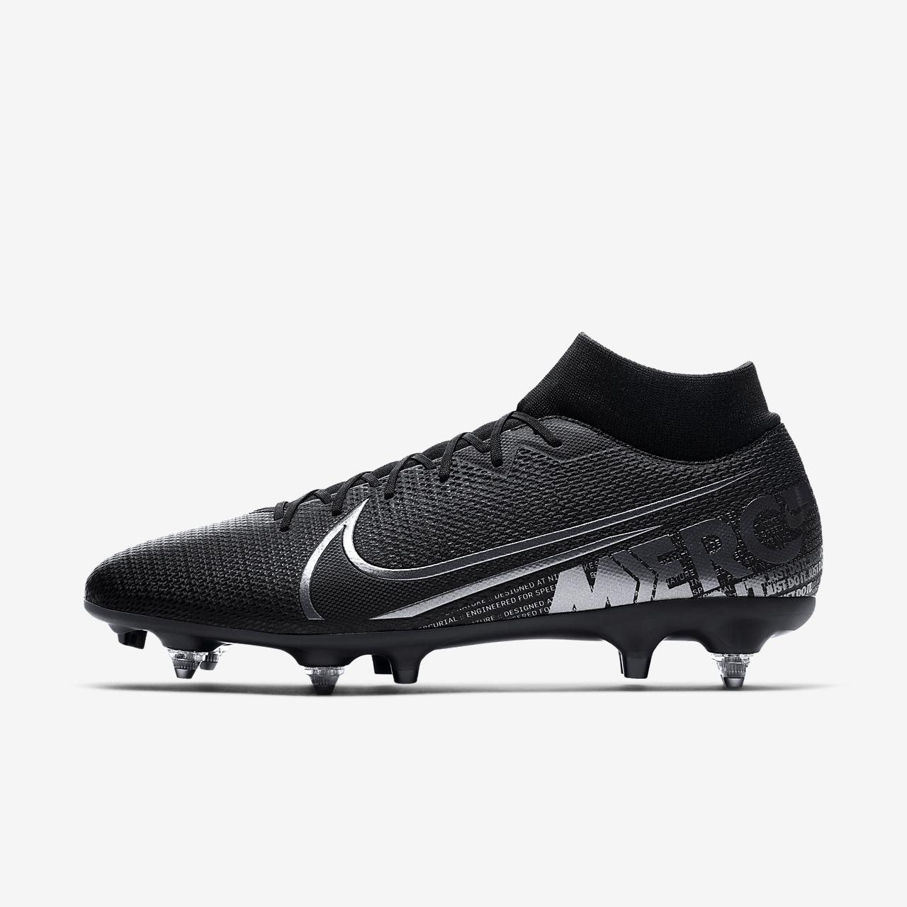 Calzado de fútbol para terreno blando Nike Mercurial Superfly 7 Academy SG-PRO Anti-Clog Traction