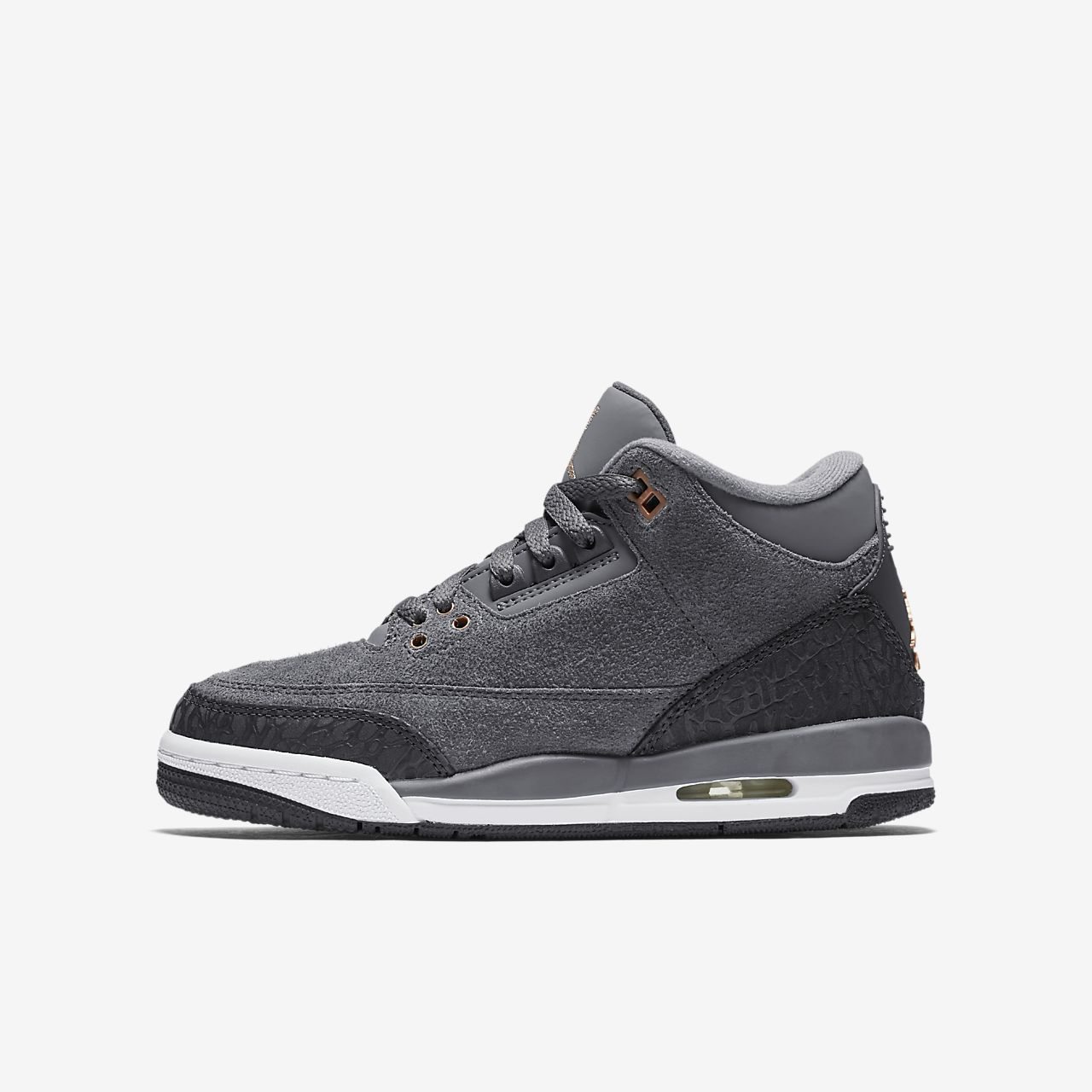 ... Air Jordan 3 Retro Big Kids' Shoe