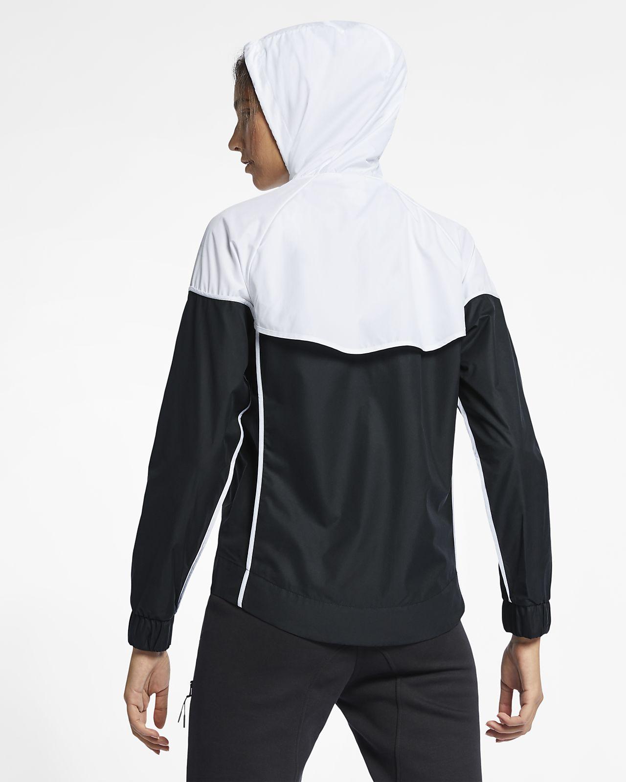 Coupe vent tissé Nike Sportswear Windrunner pour Femme
