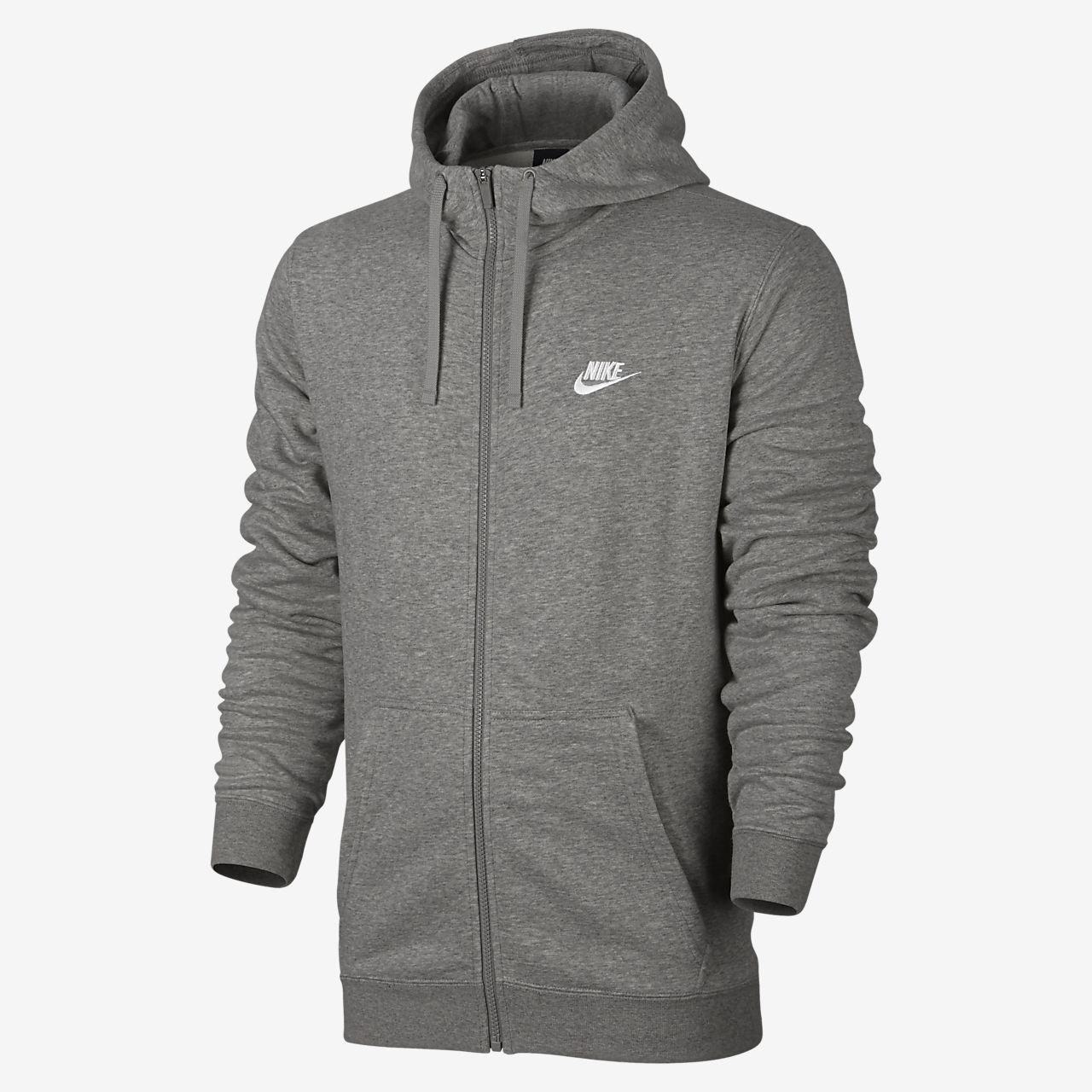 ... Felpa con cappuccio e zip a tutta lunghezza Nike Sportswear - Uomo