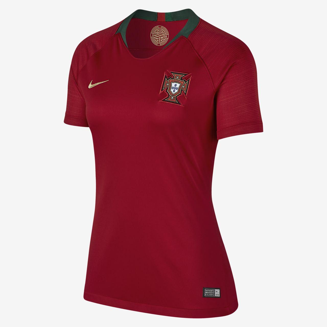 2018 Portugal Stadium Home fotballdrakt til dame
