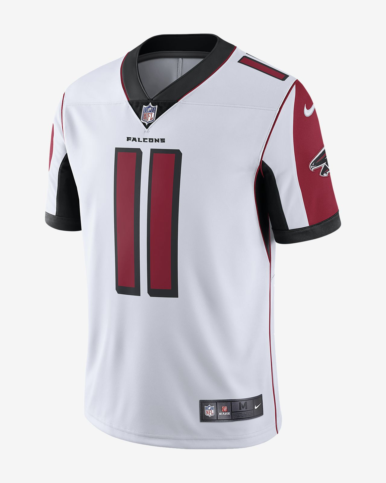 76dad665 NFL Atlanta Falcons (Julio Jones) Men's Limited Vapor Untouchable Football  Jersey