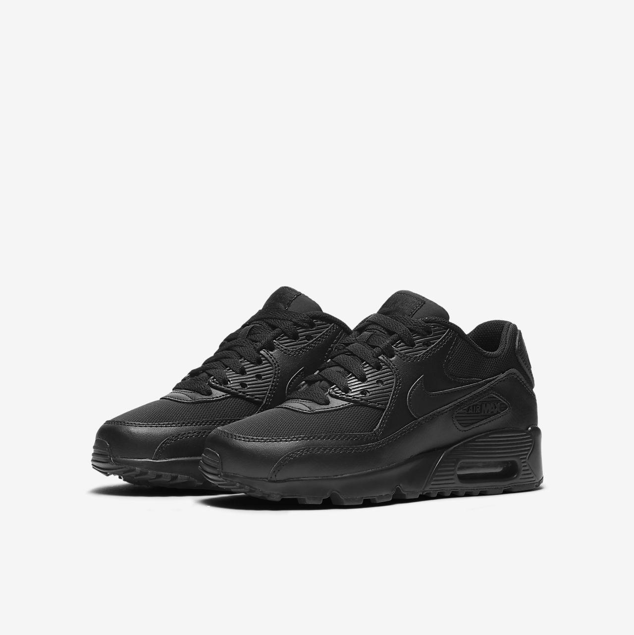 detailed look f5f92 28418 ... Nike Air Max 90 Mesh Older Kids Shoe