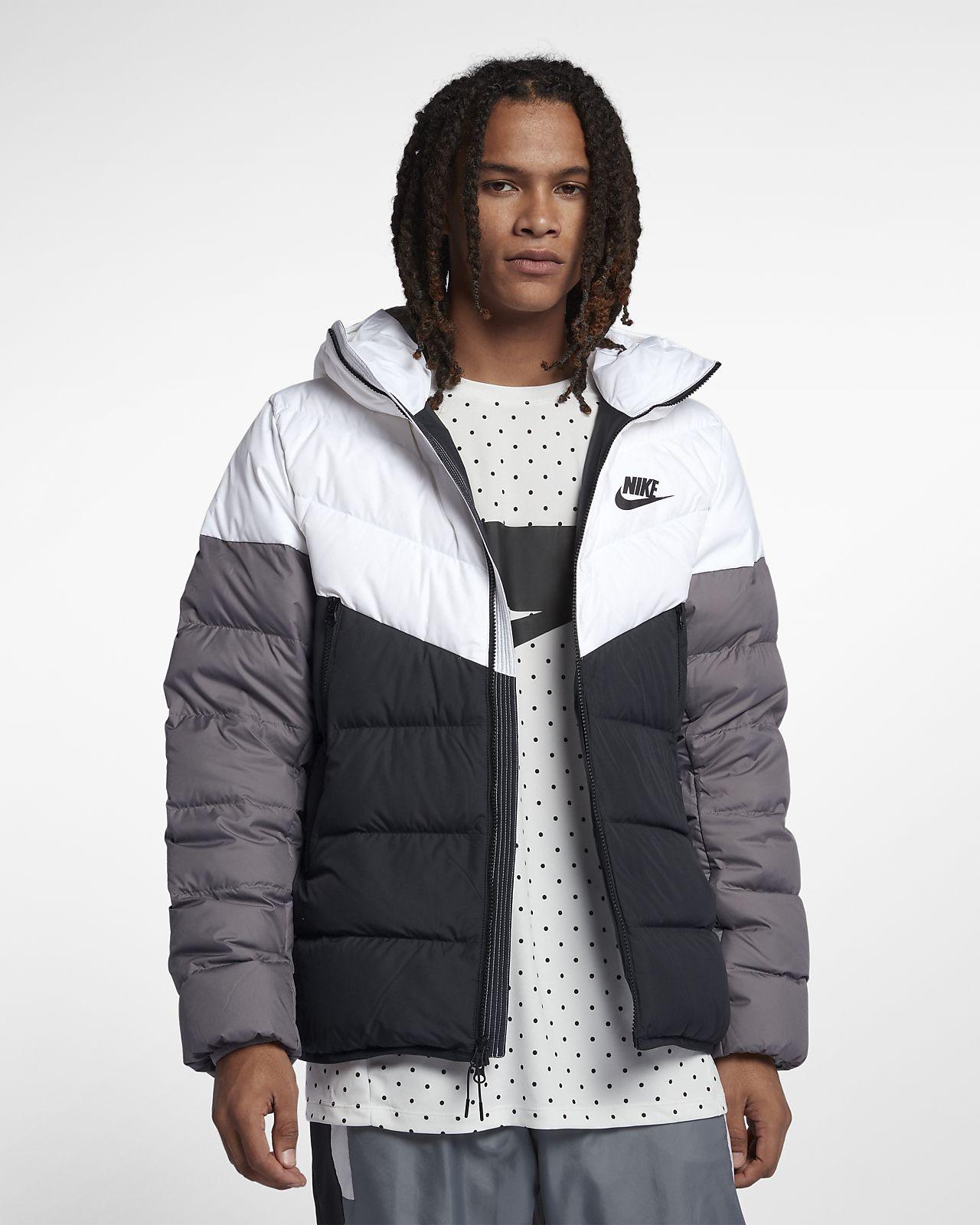 Dunjacka med huva Nike Sportswear Windrunner