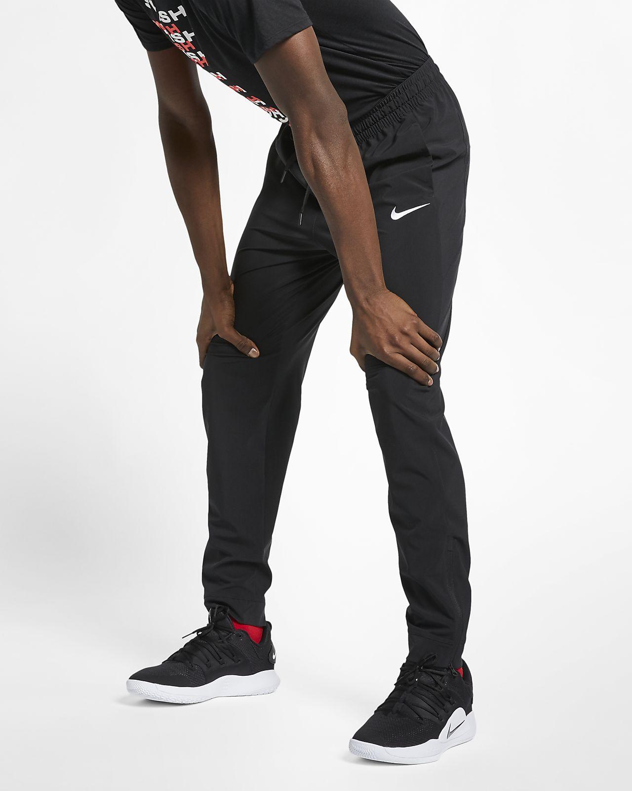 Nike 男子梭织篮球长裤