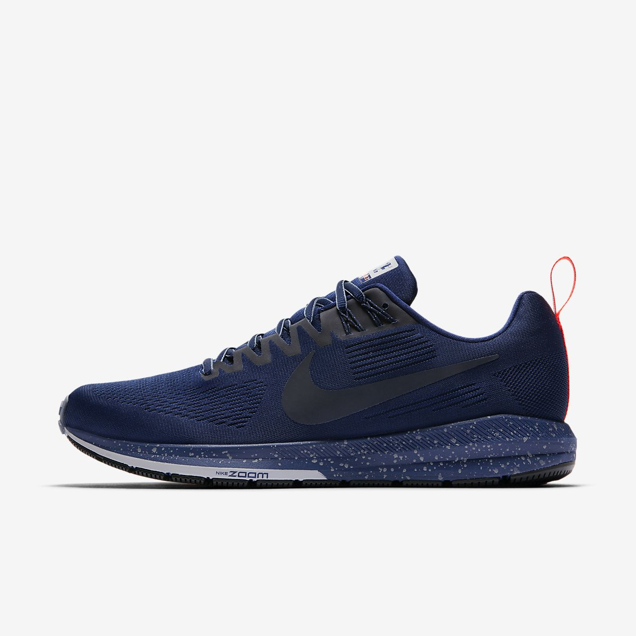 Nike W Air Zoom Structure 21 Shield Bleu 4ZGNzoItd