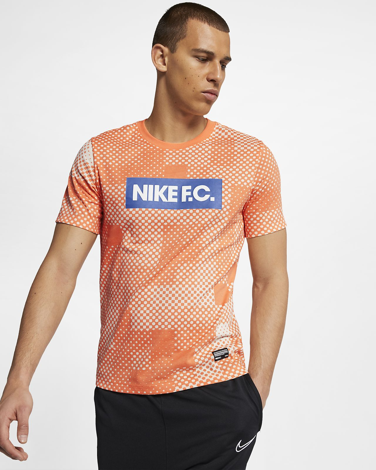 Nike Dri-FIT F.C. Men's Football T-Shirt