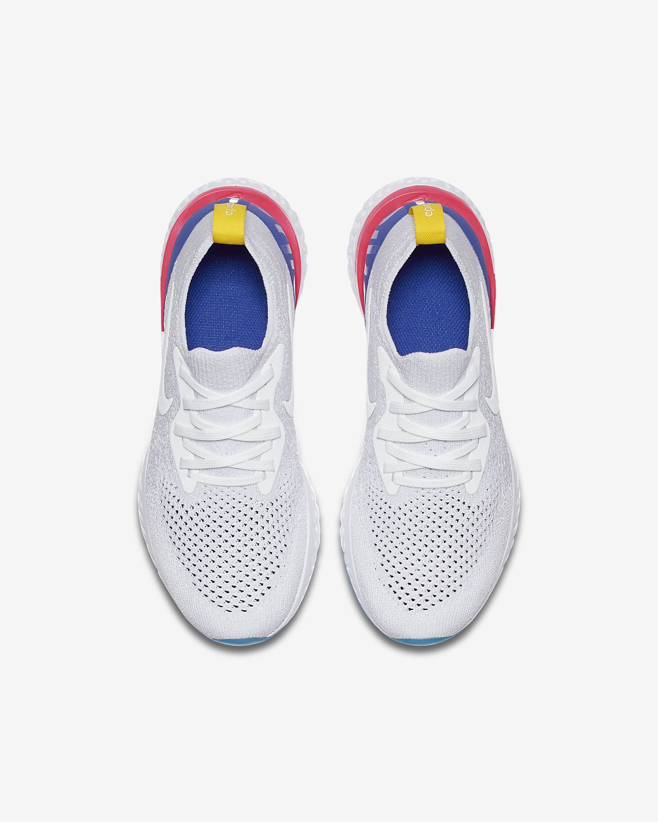 new product da062 4915e usa nike epic react flyknit older kids running shoe 6e2cb 2b1fc