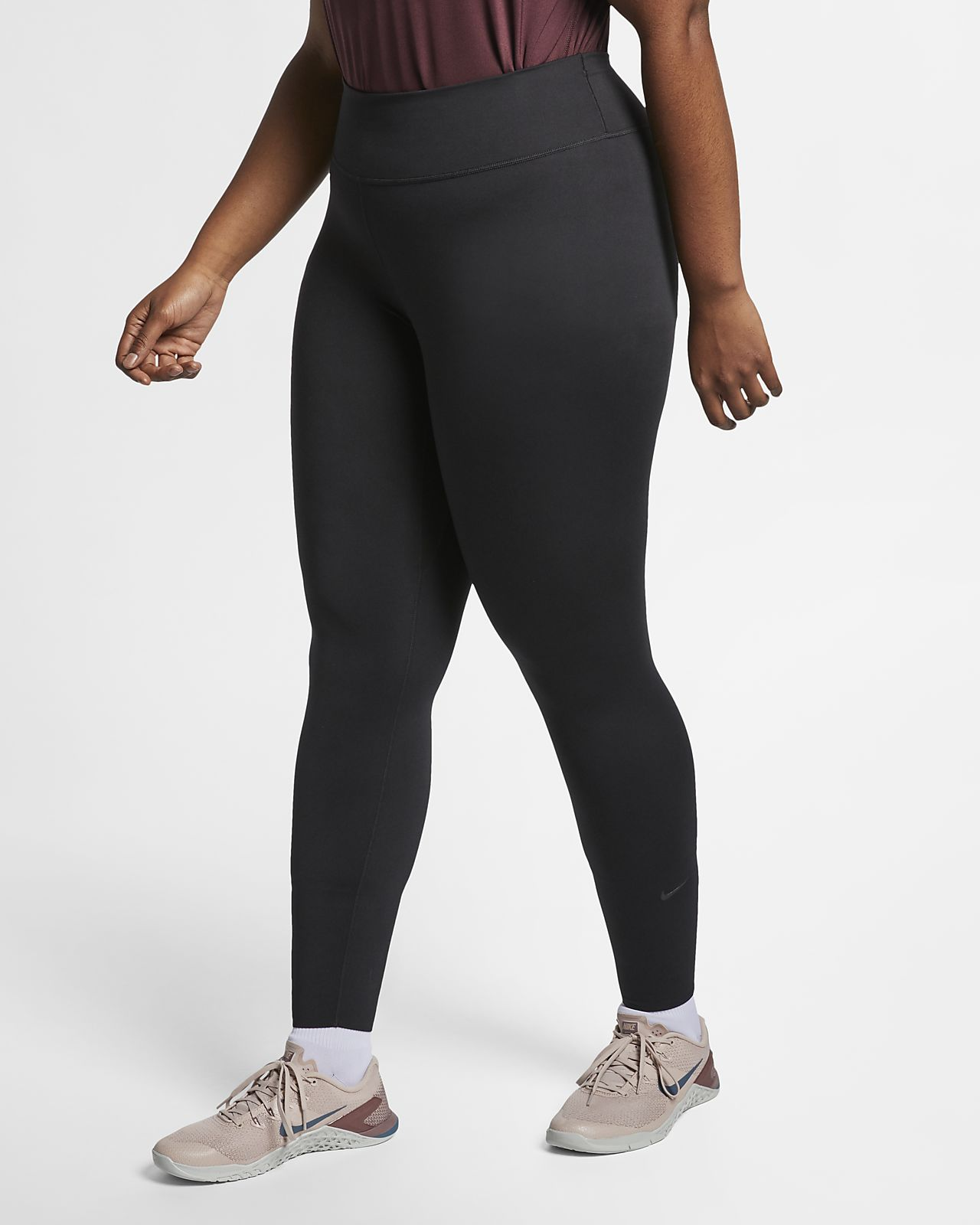 Женские тайтсы Nike One Luxe (большие размеры)