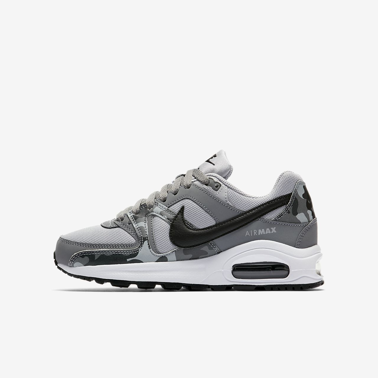 low priced e8a99 8b476 low price nike air max command le gray bianca nero 1c91a ed5c1