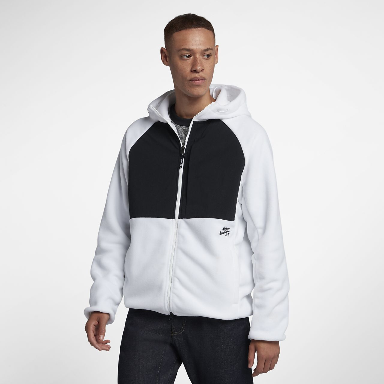 51bb6df3cdac0 Nike SB Winterized Men s Full-Zip Skate Hoodie. Nike.com NL