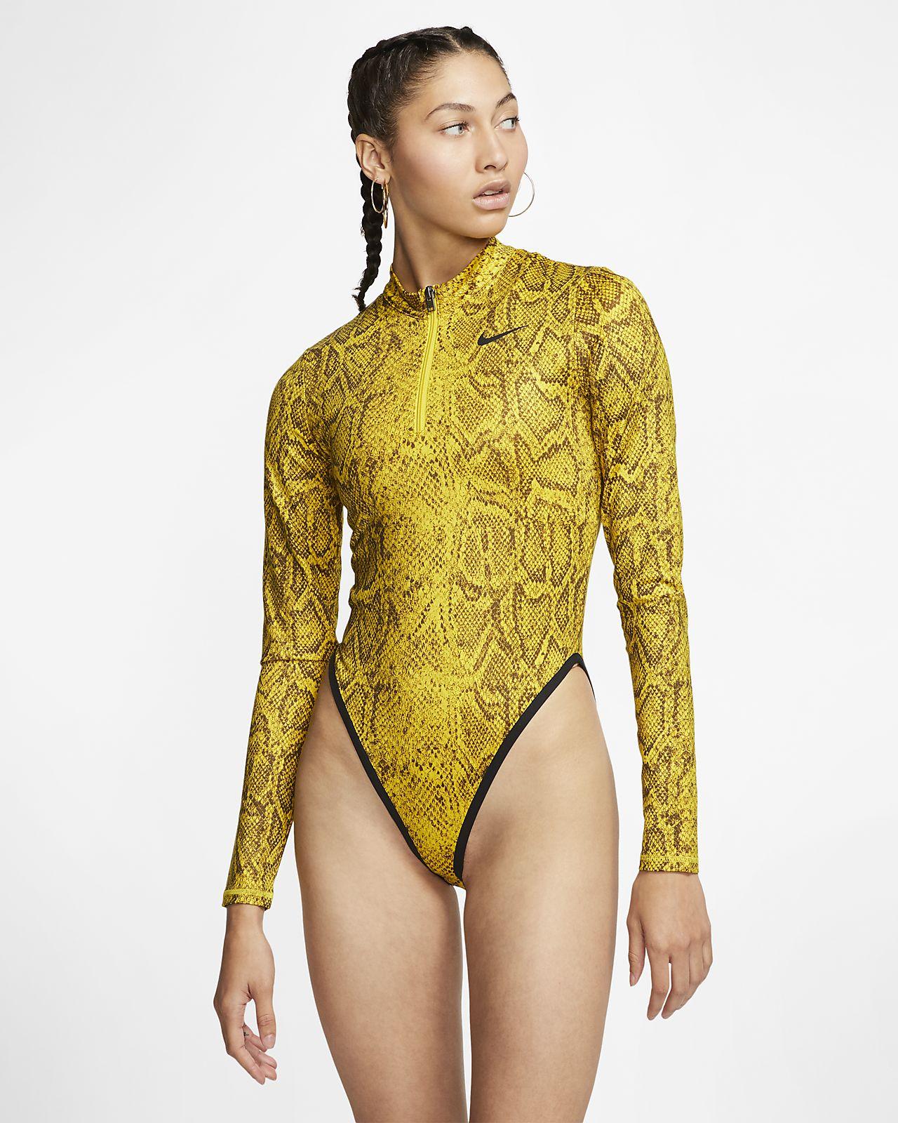 Nike Sportswear Women's Long-Sleeve Bodysuit