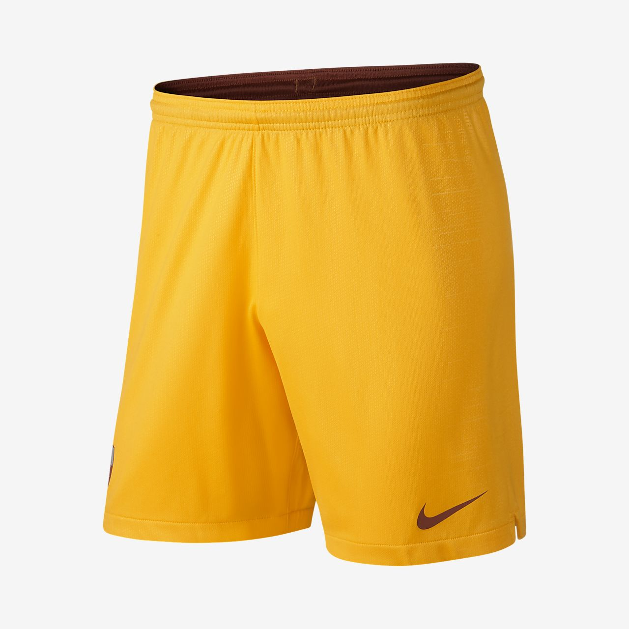 2018/19 A.S. Roma Stadium Third Men's Football Shorts
