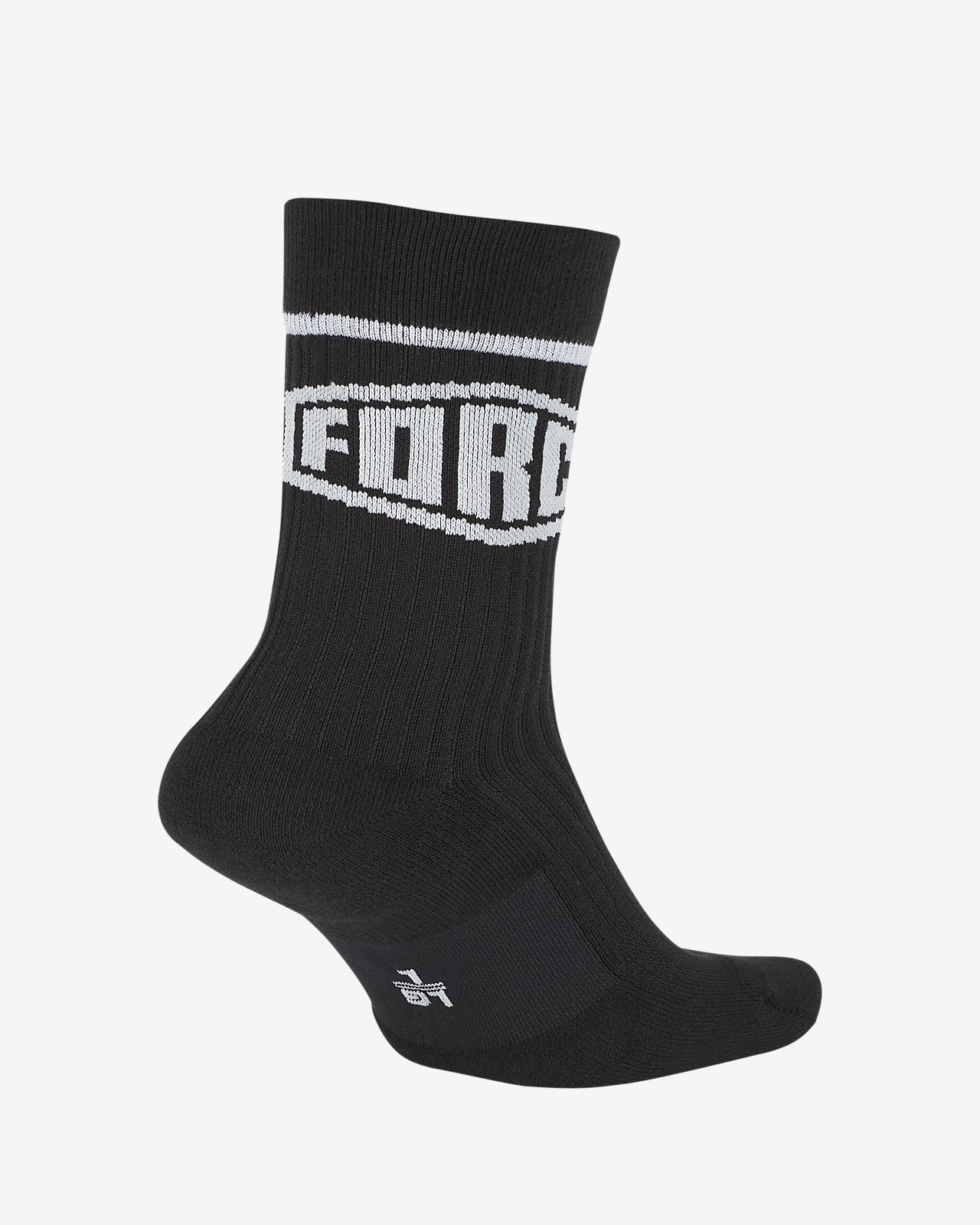 Chaussettes mi-mollet Nike Force
