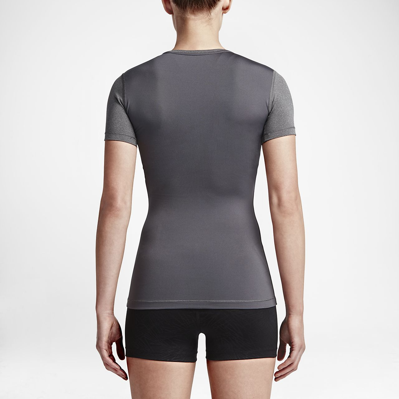... Nike Pro Women's Short Sleeve Training Top