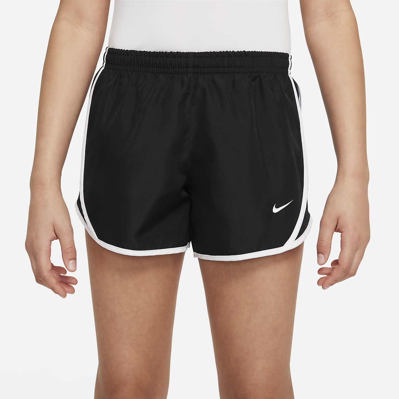 3a453fafb41f7 Nike Dri-FIT Tempo Older Kids  (Girls ) Running Shorts. Nike.com SG