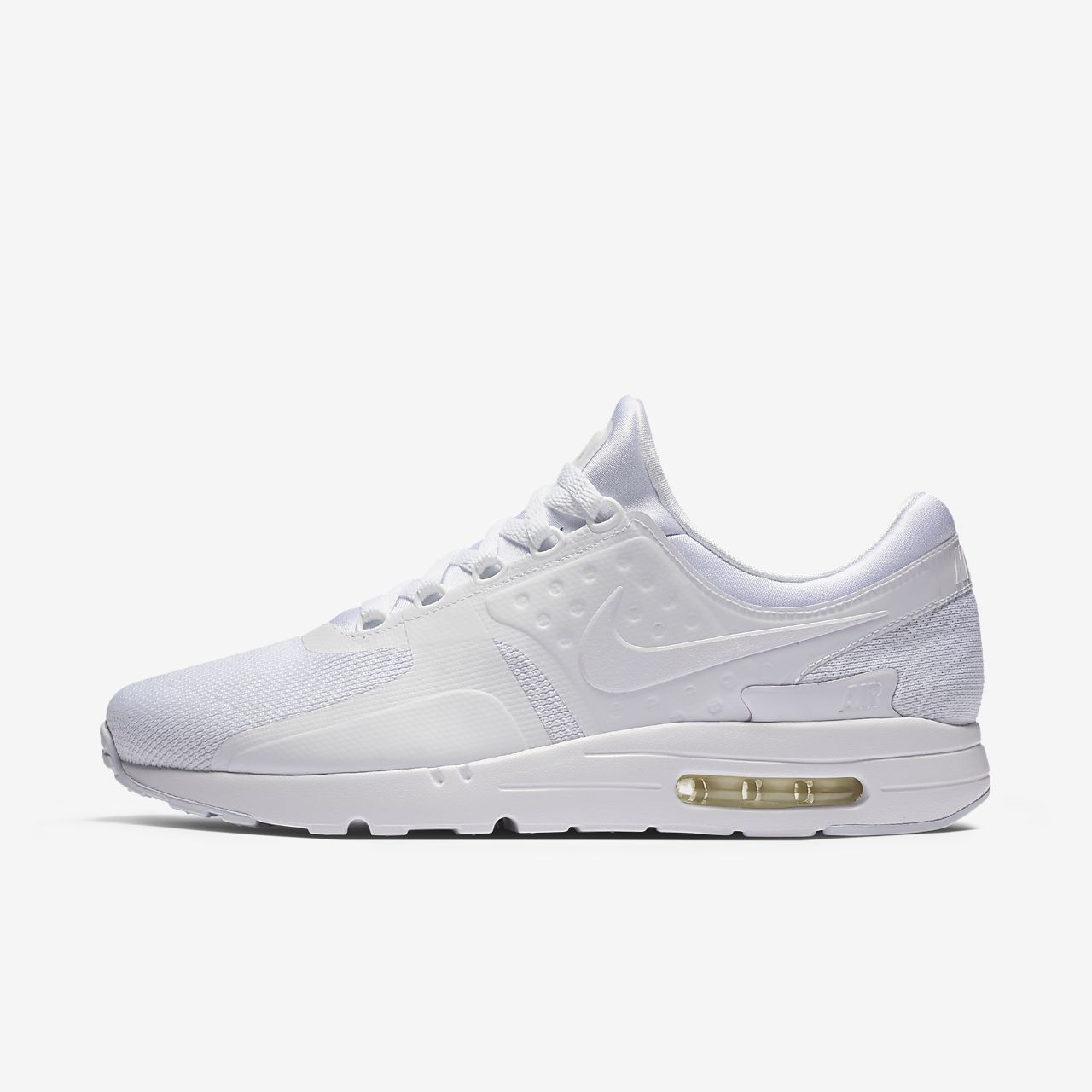 mens nike air max 90 triple white nz