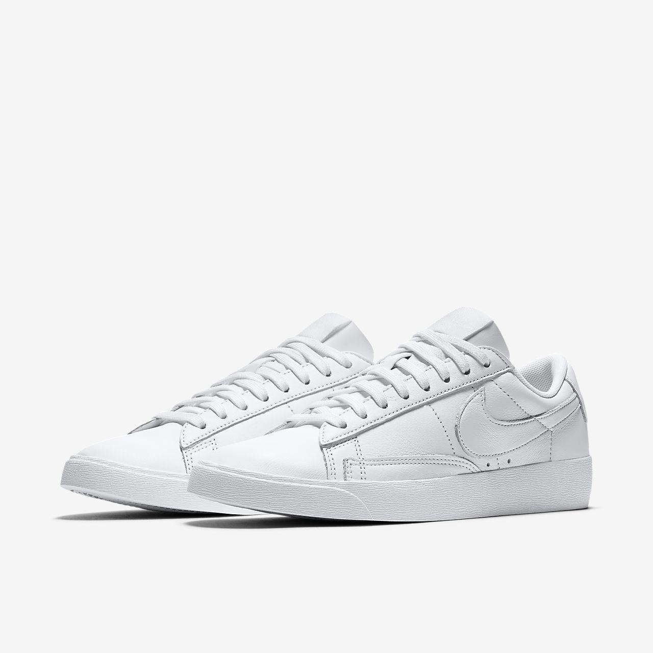 on feet shots of quality design get new Nike Blazer Low LE Women's Shoe