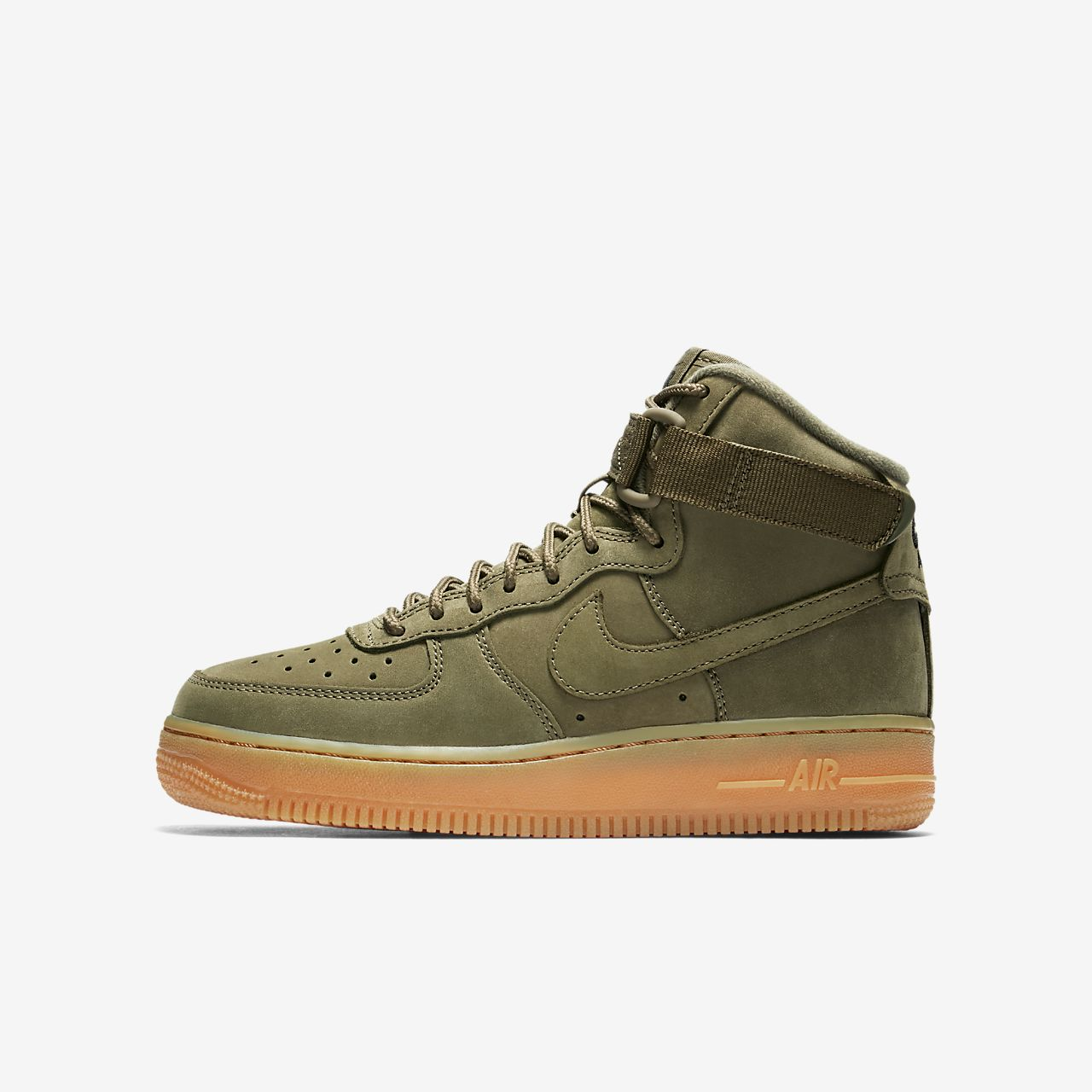 nike air force 1 hoog heren