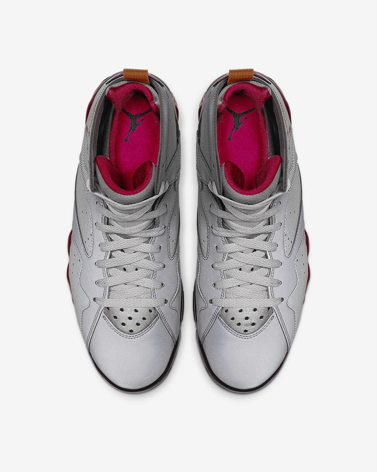 Air Jordan 7 Retro SP Herenschoen Zilver