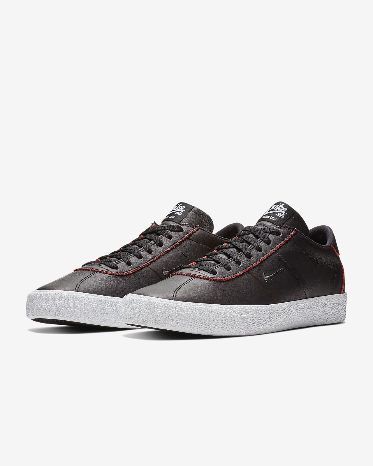 competitive price 0c726 d7e0a ... Nike SB Zoom Bruin NBA Skate Shoe
