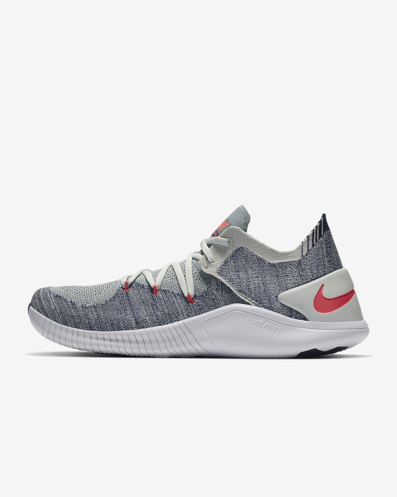 Calzado para mujer Nike Free TR Flyknit 3 para entrenamiento en el gimnasio, HIIT y cross-training