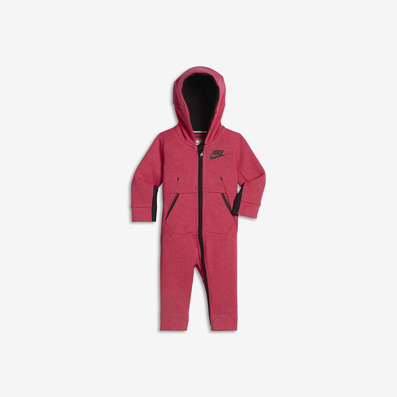 d643b4bbe692 Nike Sportswear Tech Fleece Granota amb caputxa - Nadó i infant ...