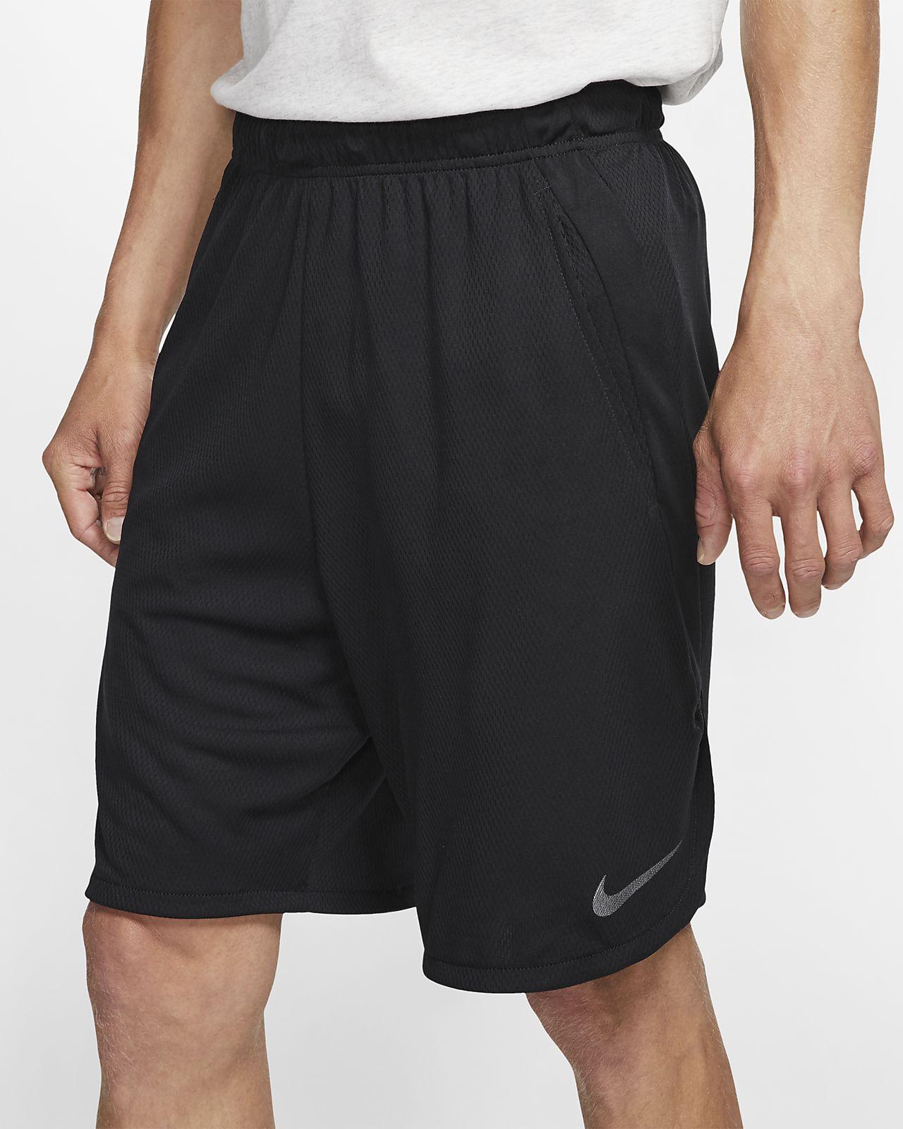 Męskie spodenki treningowe z tkaniny Nike Dri-FIT 23 cm