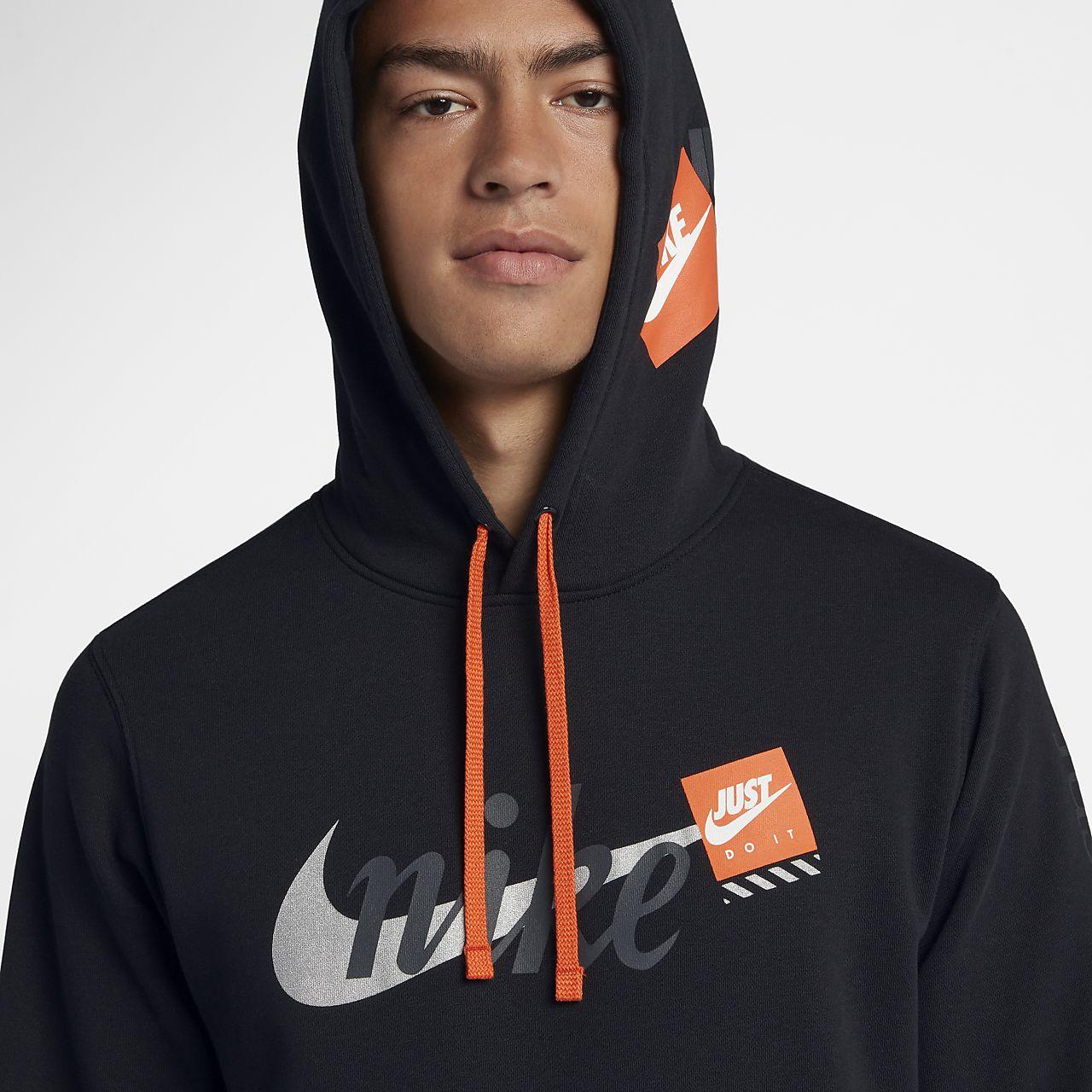 e5a9dd623fbce Nike Sportswear Club Fleece Men s JDI Pullover Hoodie. Nike.com DK