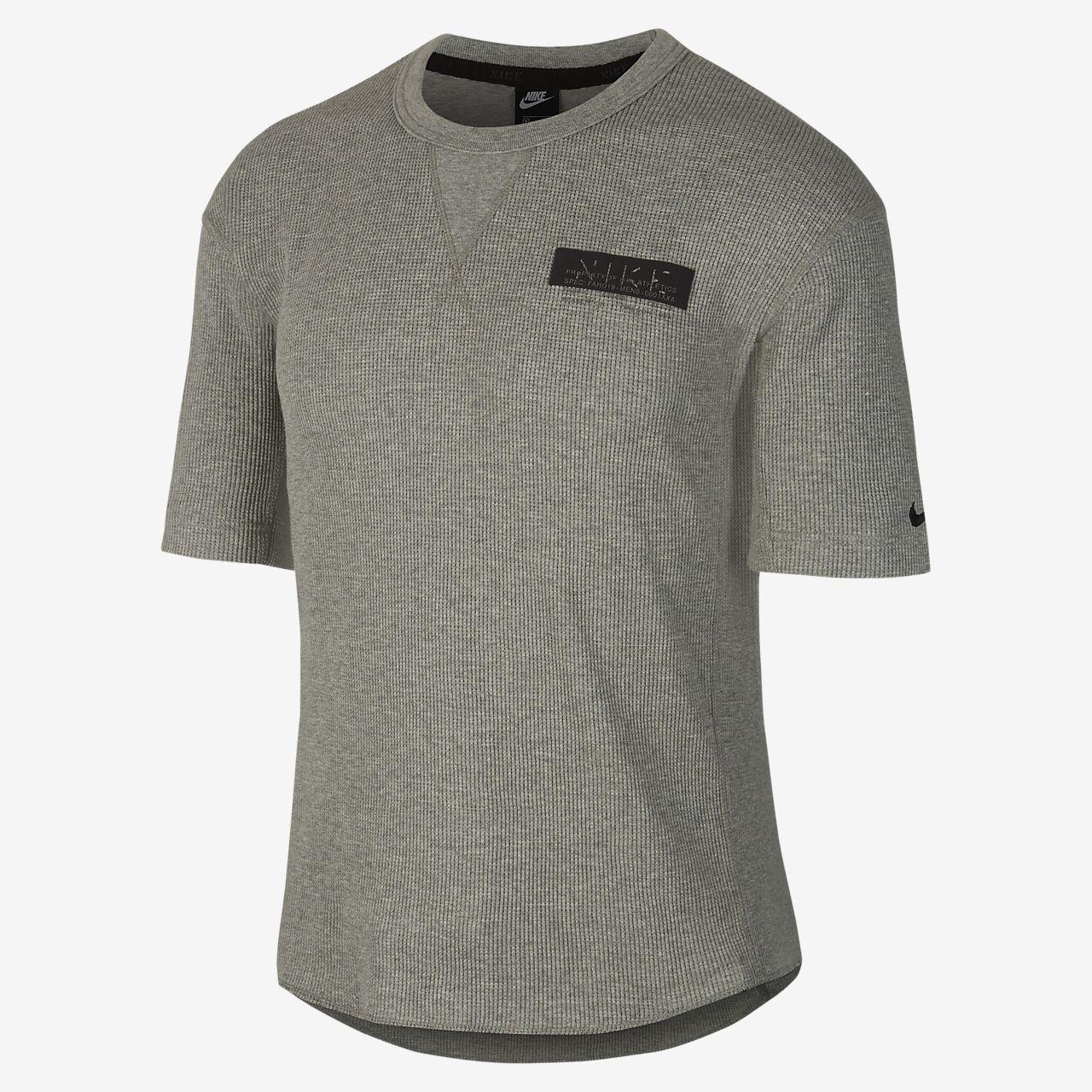 Nike Sportswear 男款短袖針織上衣