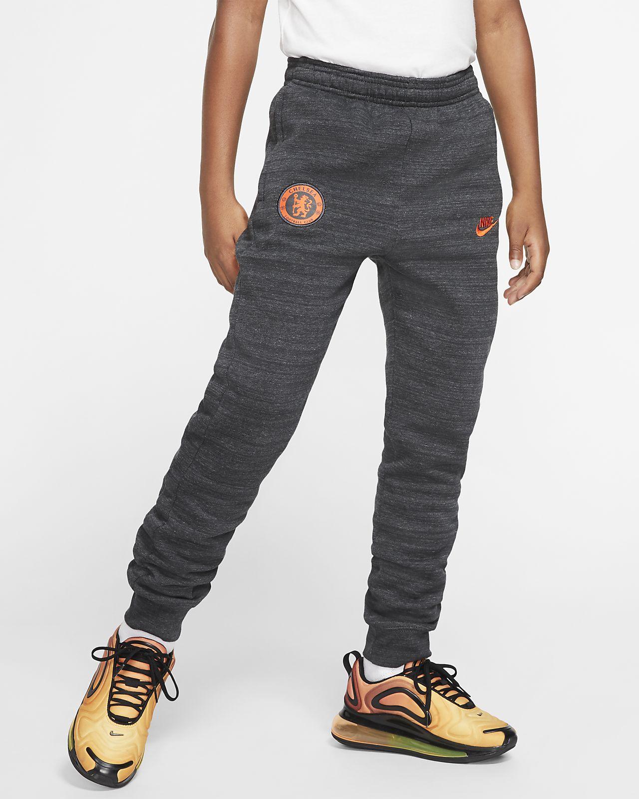 Chelsea FC Pantalón de tejido Fleece de fútbol - Niño/a