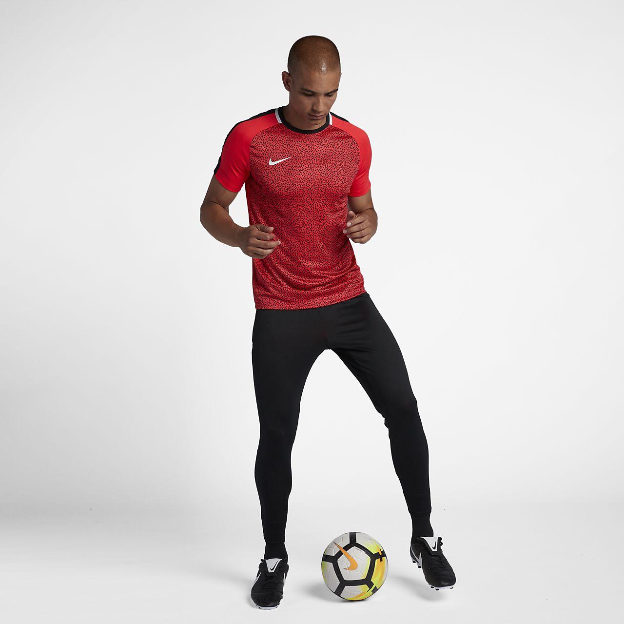 Nike Haut Manches De Homme À Courtes Dri Academy Pour Football Fit L354AqRcj