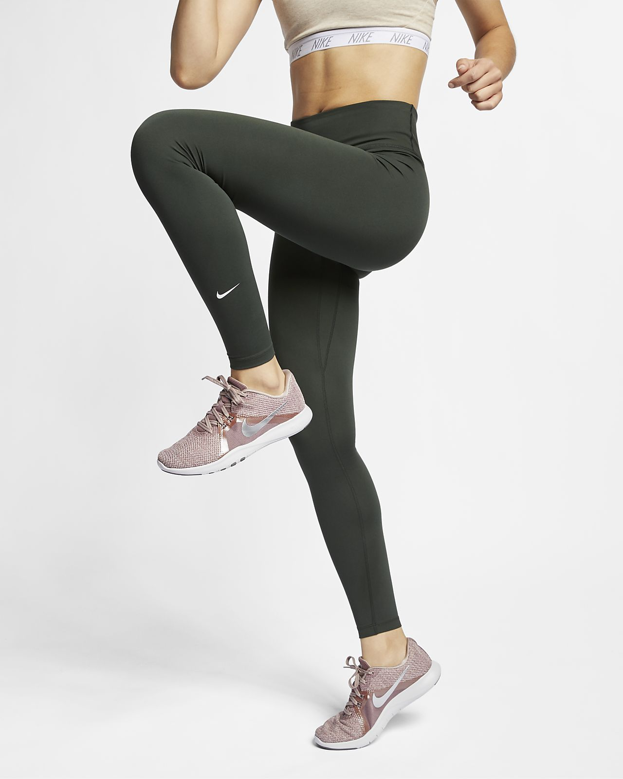 24ba9fc82a4d0 Low Resolution Nike One Women's Tights Nike One Women's Tights