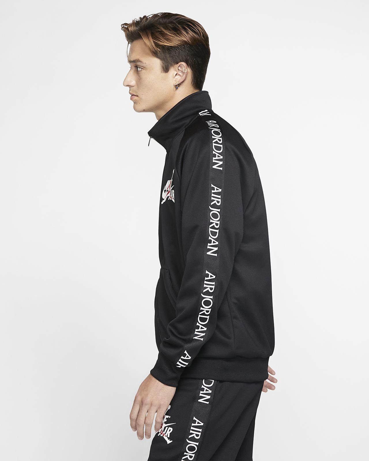 nouveau produit 16efa de476 Veste de survêtement en tricot Jordan Jumpman Classics pour Homme