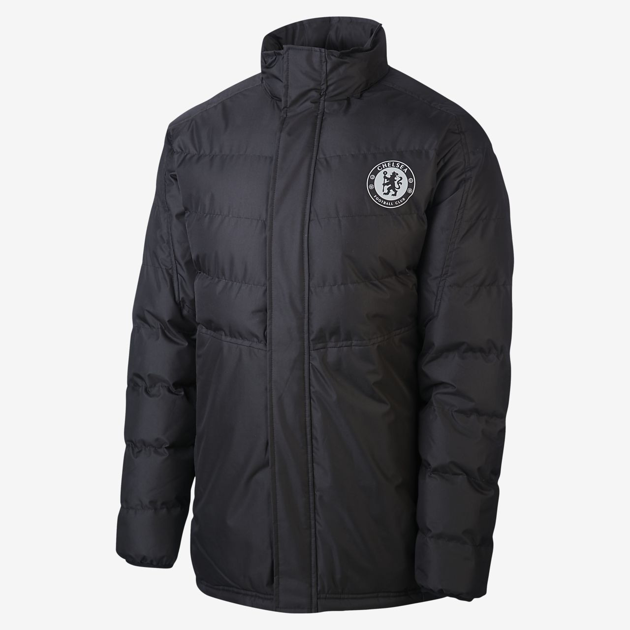 nike sportswear quilted jacket