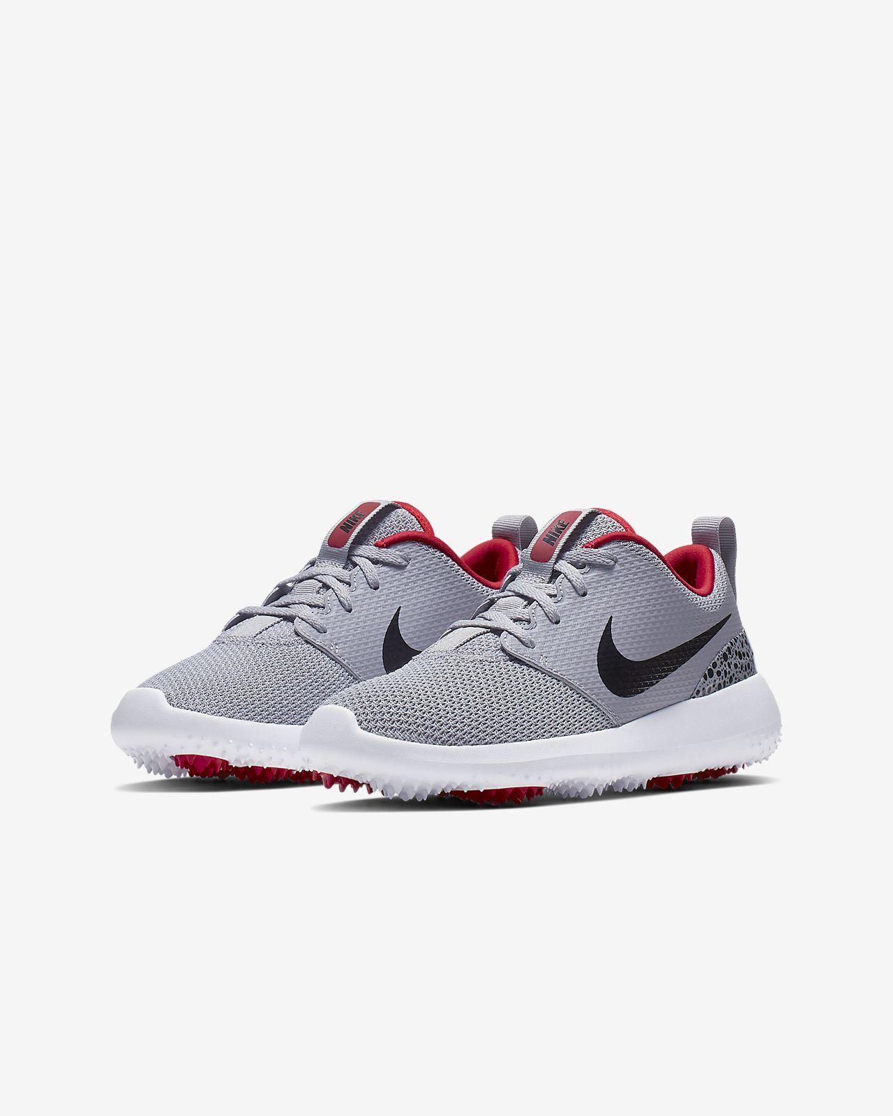33d2b8a3534 Chaussure de golf Nike Roshe Jr. pour Jeune enfant Enfant plus âgé ...