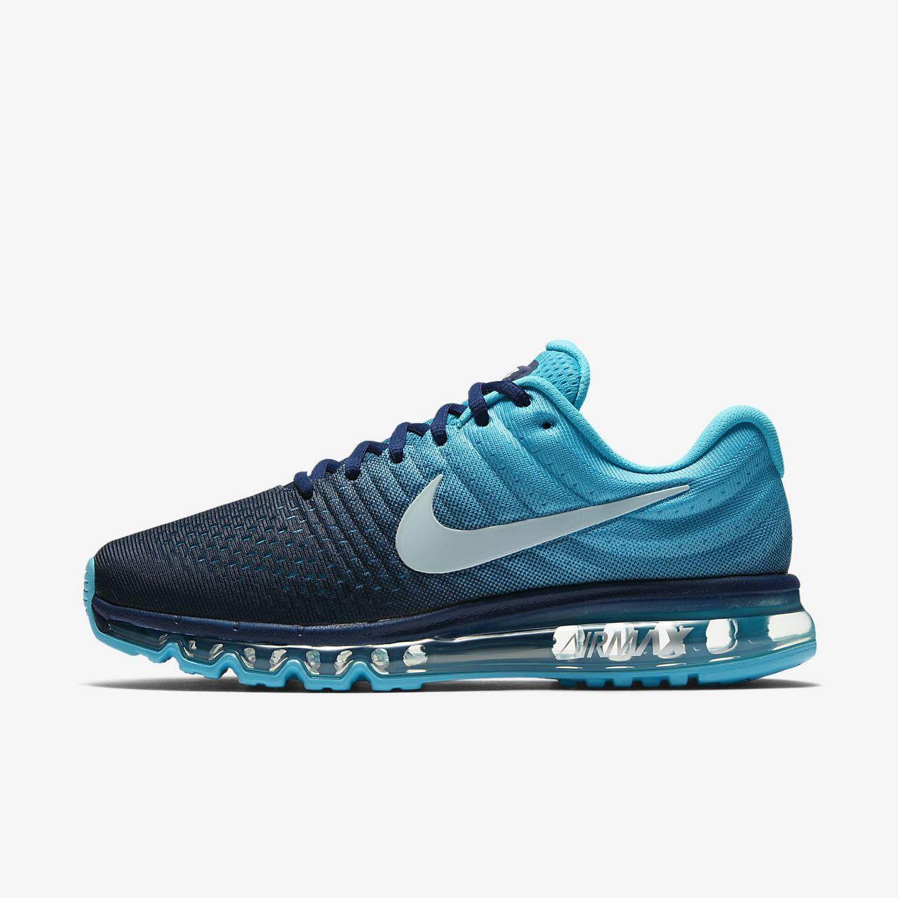 nike air max blue 2017