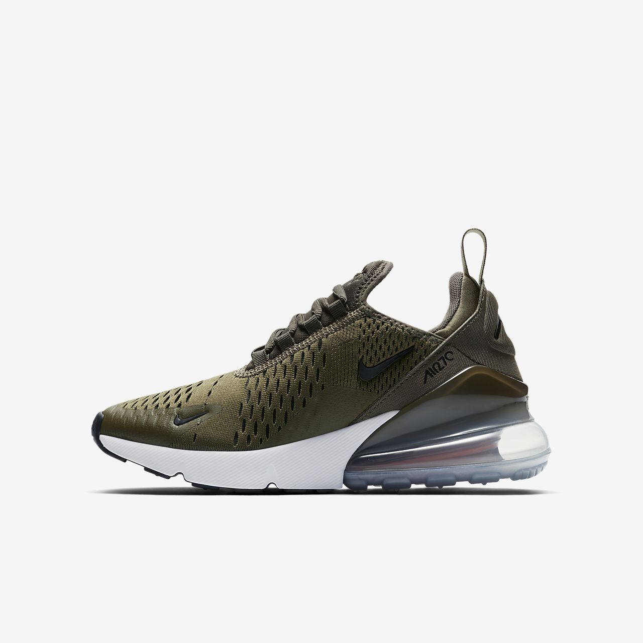 Air Max 270 Flyknit - Chaussures - Bas-tops Et Baskets Nike Up8E4